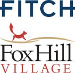 Fitch and Fox Hill Village logos