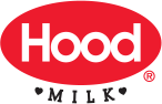 Hood Milk logo