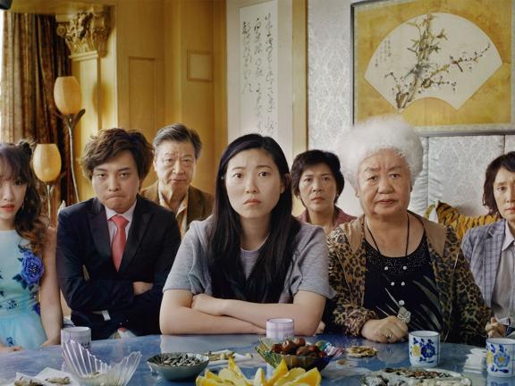 Still from The Farewell