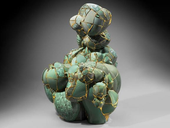 Yee Sookyung, Translated Vase, 2011