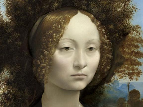 Still from Leonardo: The Works