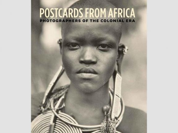 Image of book cover, Postcards from Africa
