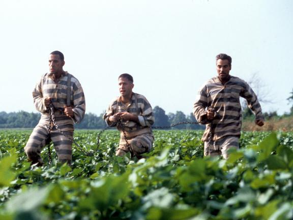 Still from O Brother Where Art Thou 1