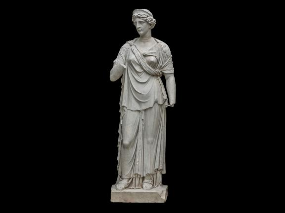 sculpture of Roman goddess Juno