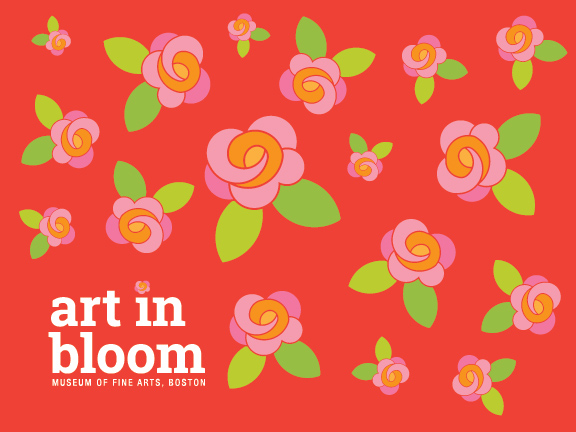 Art in Bloom 2020 graphic