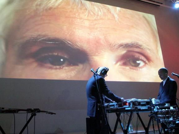 Performance of Gray at the New Museum