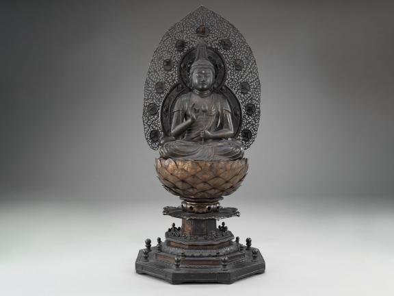 statue of Sho Kannon, the Bodisattva of Compassion