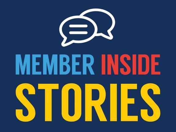 Member Inside Stories graphic