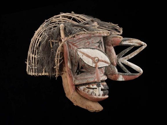 Melanesian Mask (kepong or ges)