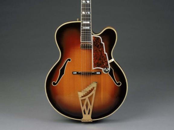 John D'Angelico, Arch-top guitar (New Yorker model), 1954