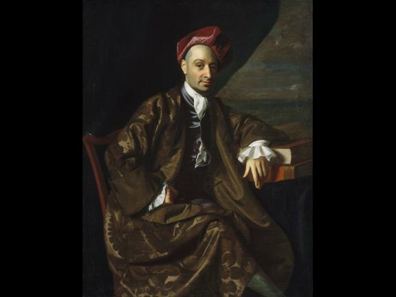 John Singleton Copley, Nicholas Boylston, about 1769