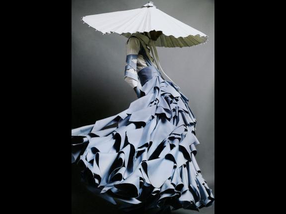 Alessandro Trincone-designed dress, Annodami