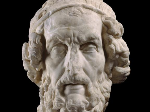 Homer, late 1st century B.C. or 1st century A.D.