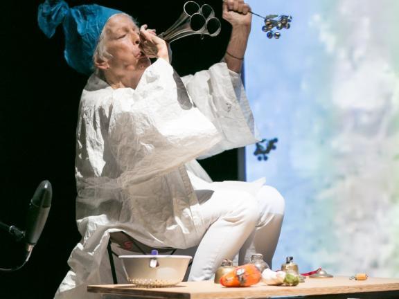 Joan Jonas, Reanimation, 2014