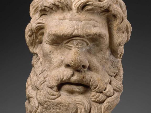 Head of Polyphemos