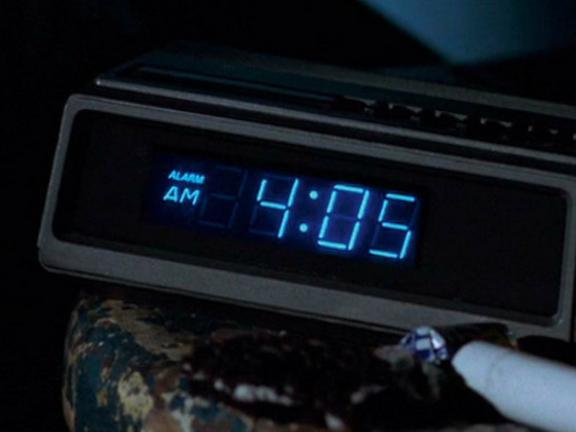 Still from Christian Marclay's The Clock