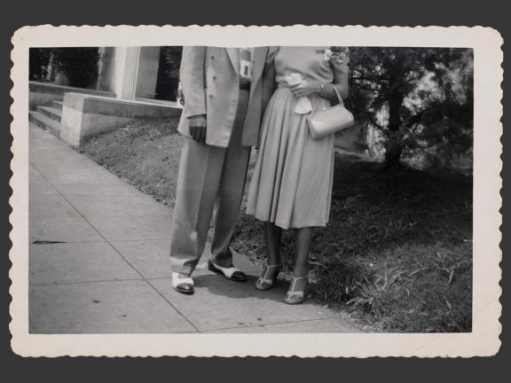 Unidentified photographer, about 1950s. Gift of Peter J. Cohen.