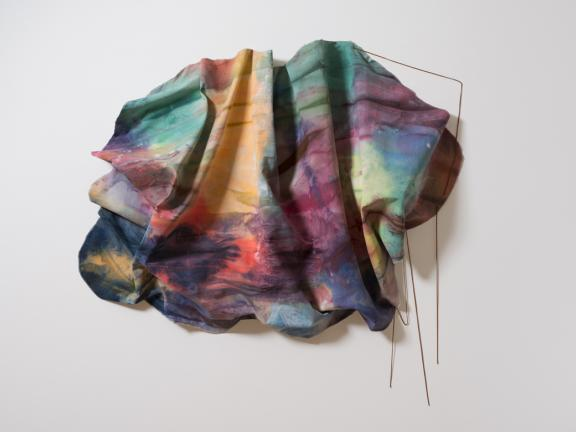 Sam Gilliam, Balance, 1970