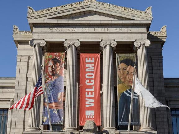 MFA Boston to Host Naturalization Ceremony for Approximately