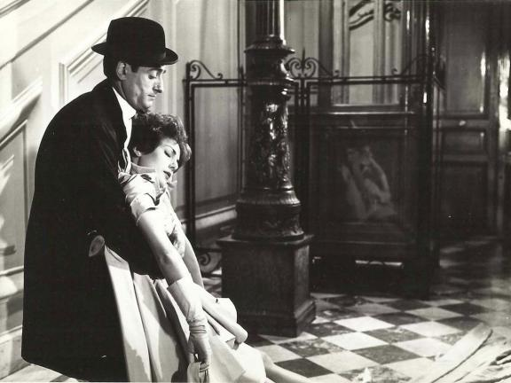 Film Still from The Suitor