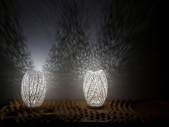 Nervous System, Hyphae Lamp, 2015