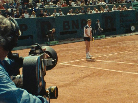 Film Still: John McEnroe: In the Realm of Perfection