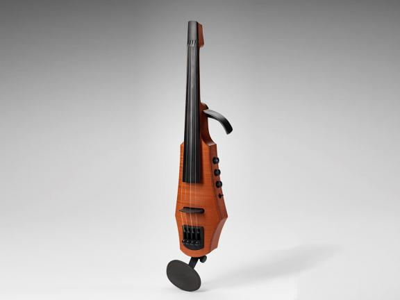 Electric violin, made by NS Design