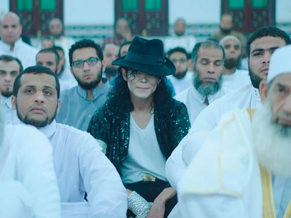 still from sheikh jackson