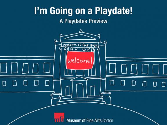 I'm Going on a Playdate! A Playdates Preview