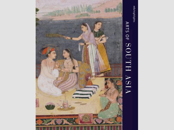 MFA Highlights: Arts of South Asia book cover