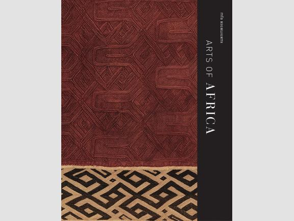 Image of book cover, MFA Highlights: Arts of Africa