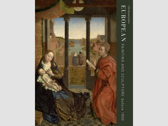 MFA Highlights: European Painting and Sculpture before 1800 book cover