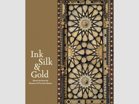 Ink, Silk, and Gold publication cover