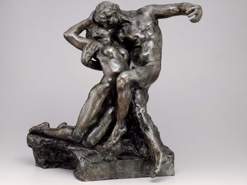 Sculpture, Eternal Springtime, by Auguste (René) Rodin