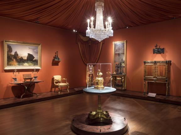 View of Art of the English Regency Gallery, Gallery 152